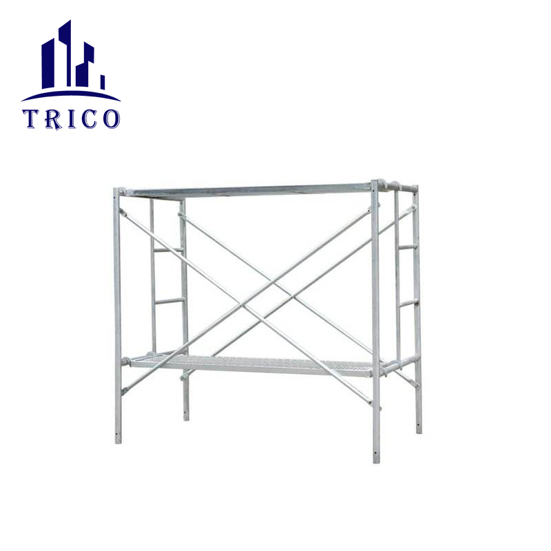 High Quality Scaffolding Main Frame System