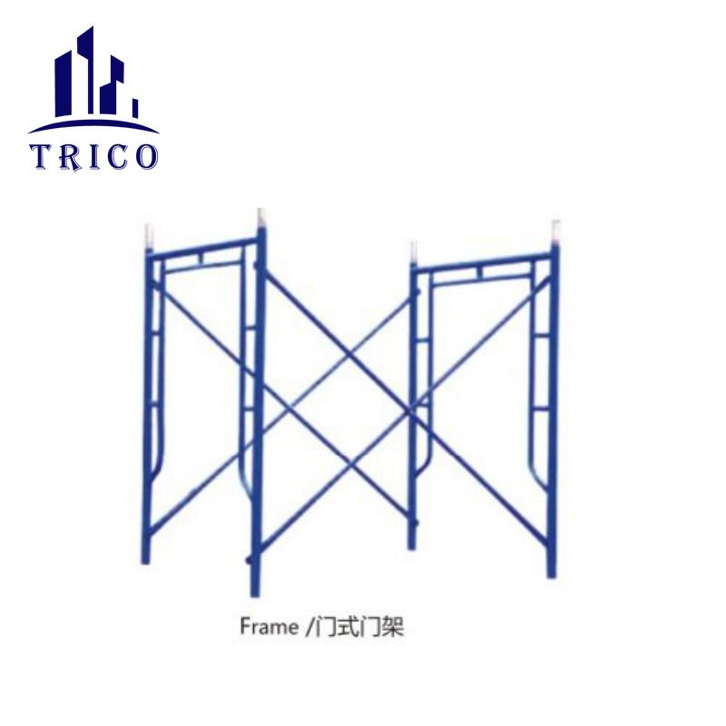 Fast Lock Frame Scaffolding System