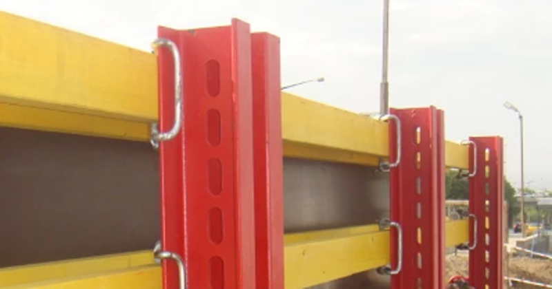 U-bolt L R Hook Set Formwork H20 Beam Clamp