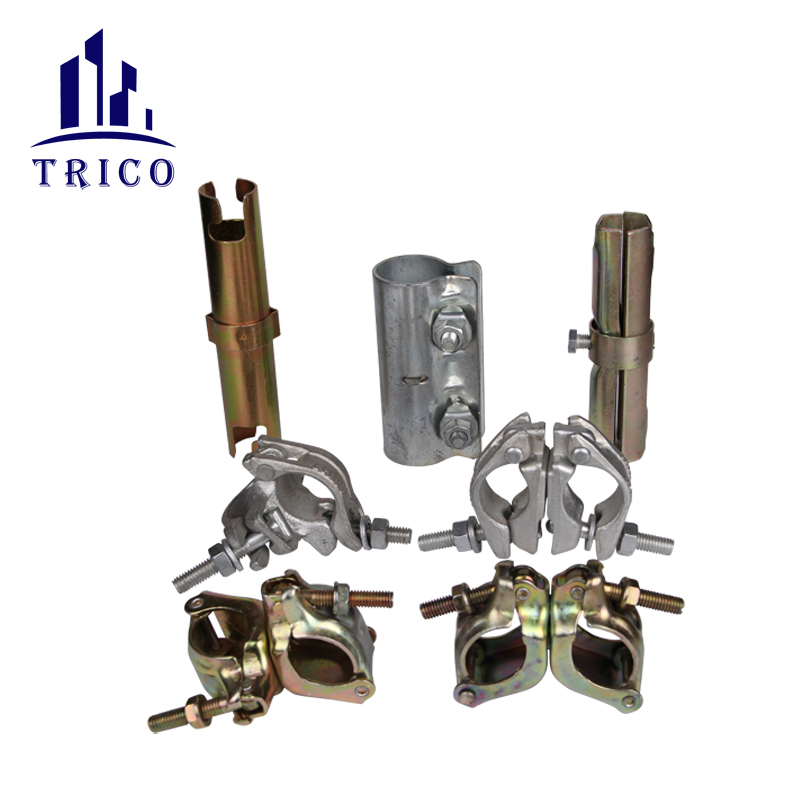 Scaffolding Tube Pressed Inner Joint Pin Clamps Coupler