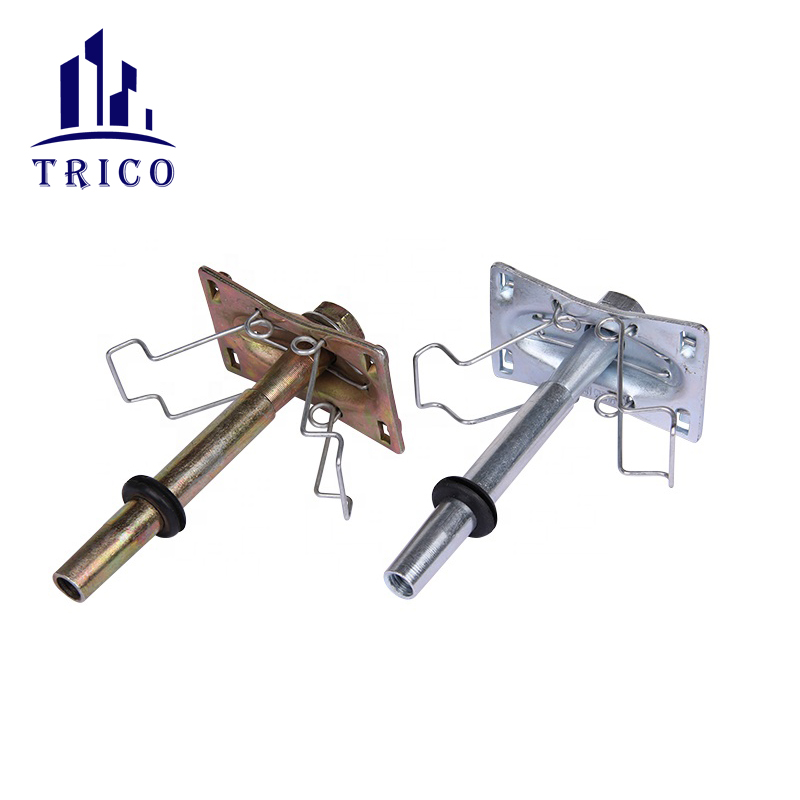 Construction Umbrella bolt for aluminum formwork