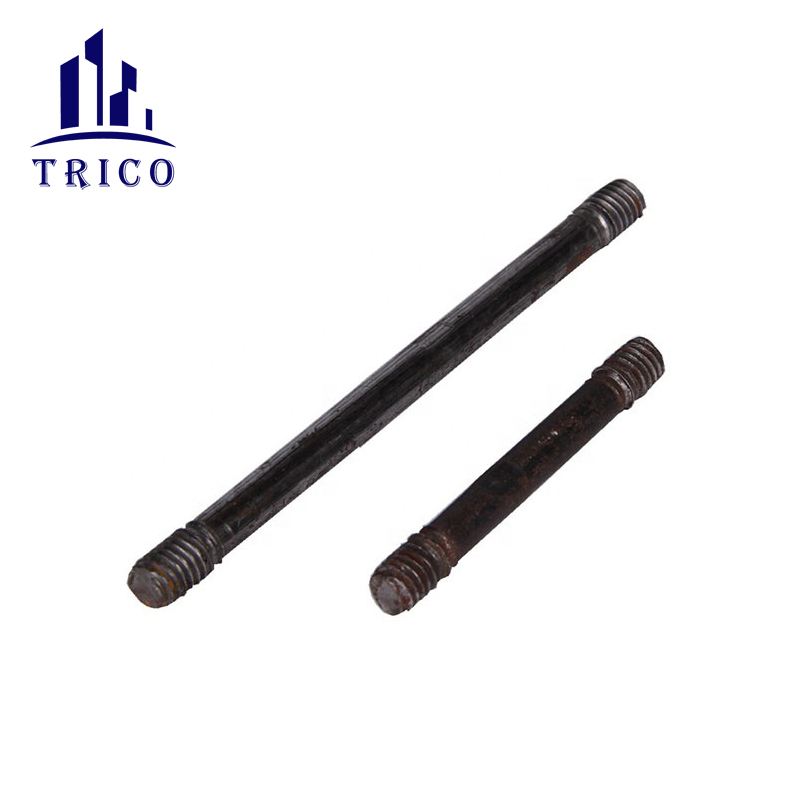 Construction D form tie and inner unit