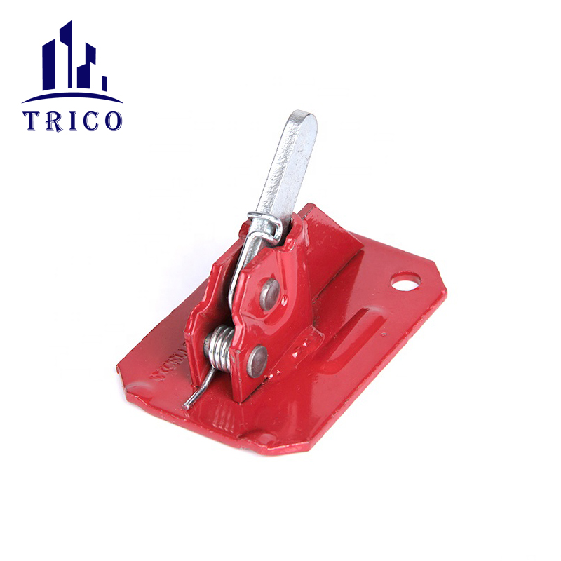 Steel Pressed Galvanized Formwork Spring Clamp