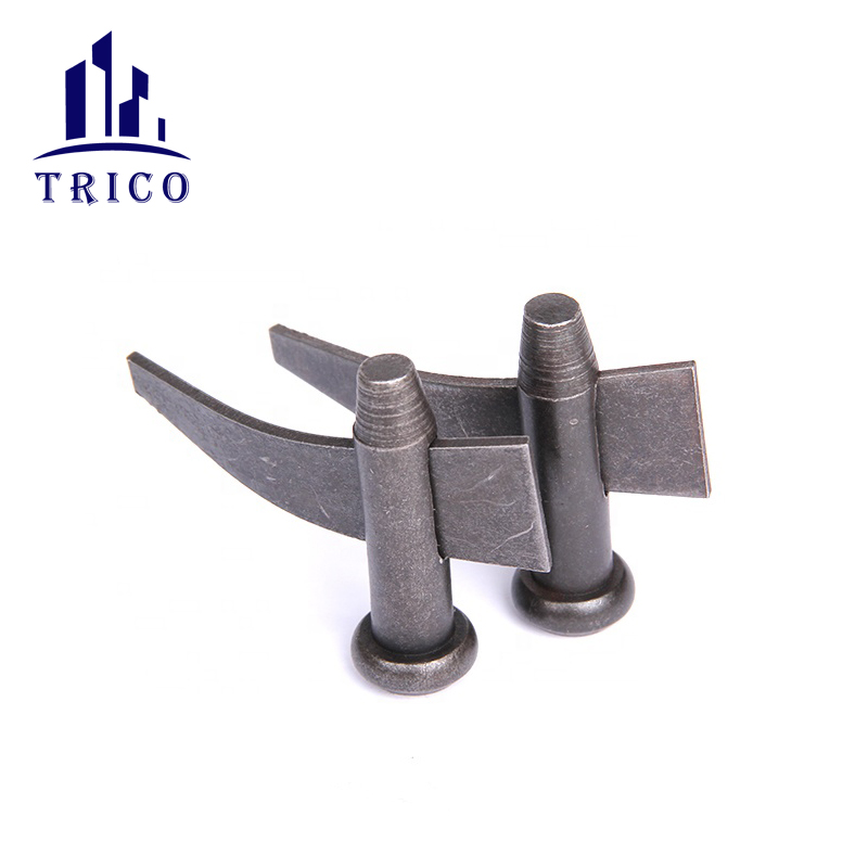 America type Formwork accessories round head pins wedge