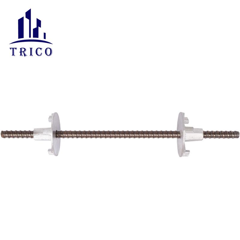 Aluminum Formwork Tie Rod Tie Nut