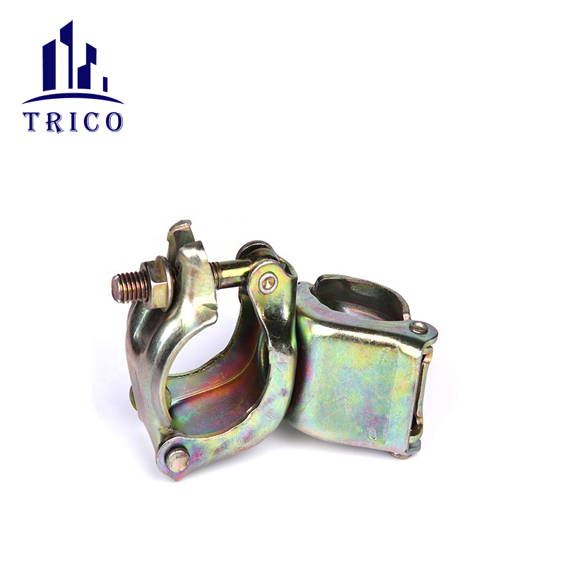 Scaffolding Pressed Coupler