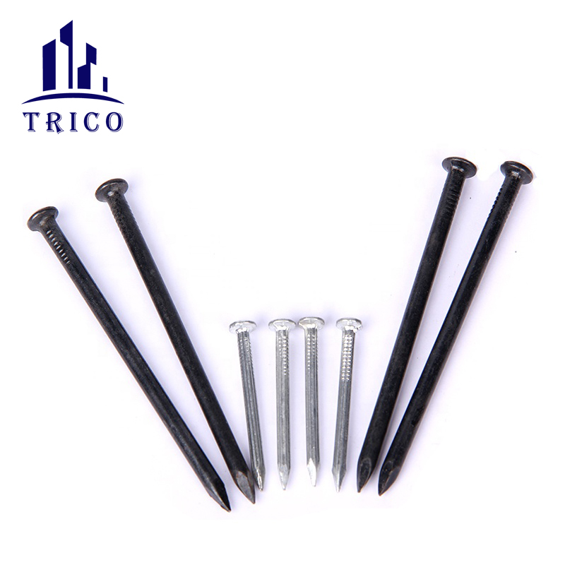 Steel Nails for Construction