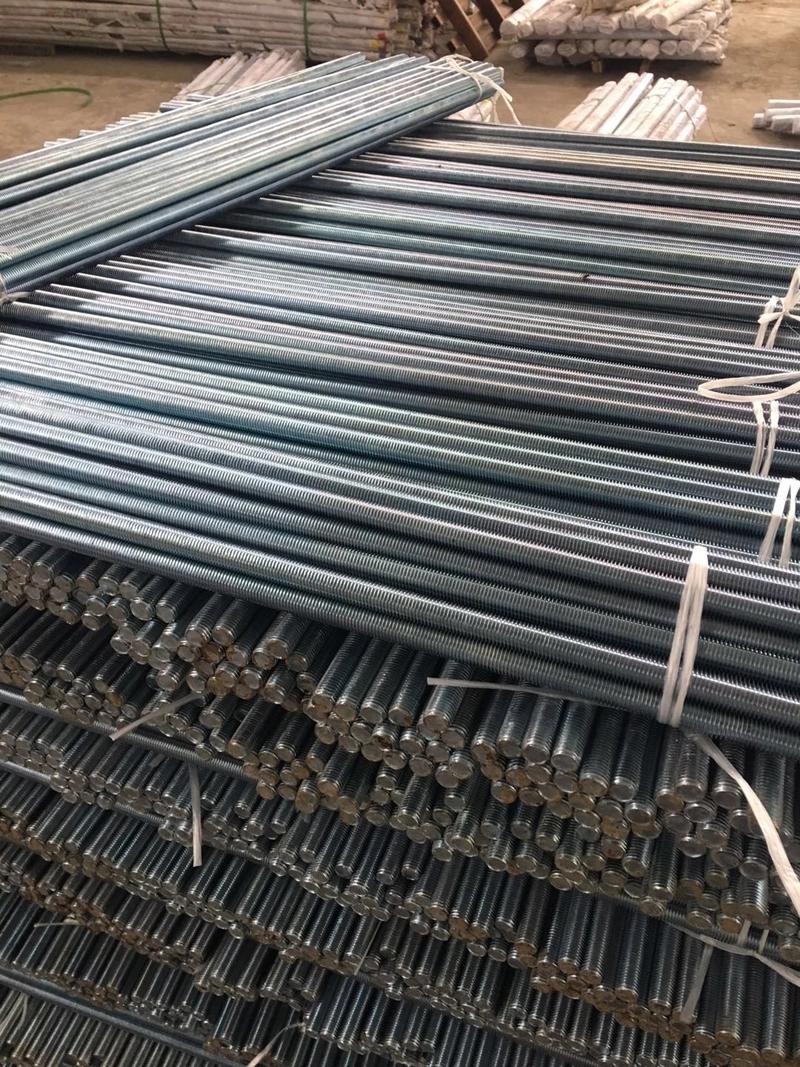 Galvanized full threaded bar threaded rod
