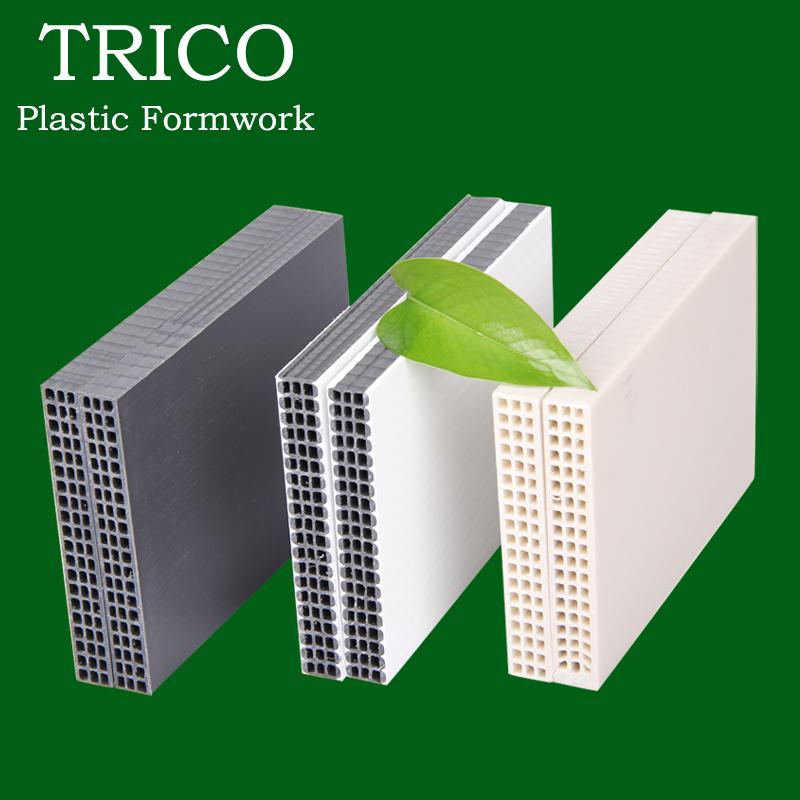 Plastic Form Work Board