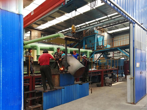 BIG NEWS! Fully Automatic Production Line Completed And Put Into Operation