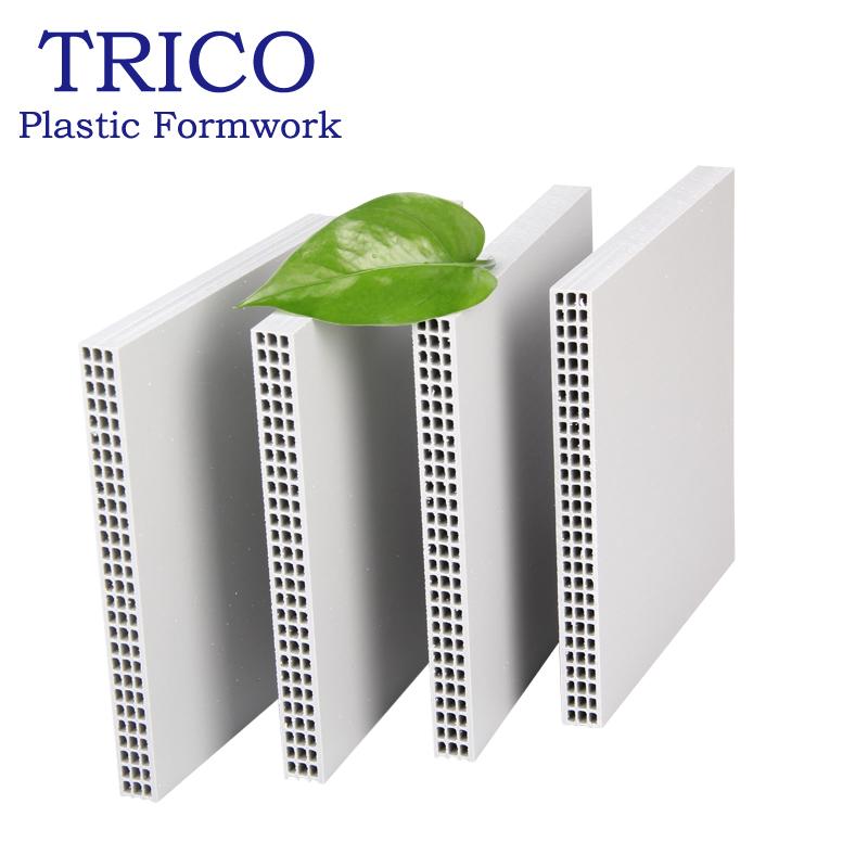 Plastic Building Formwork