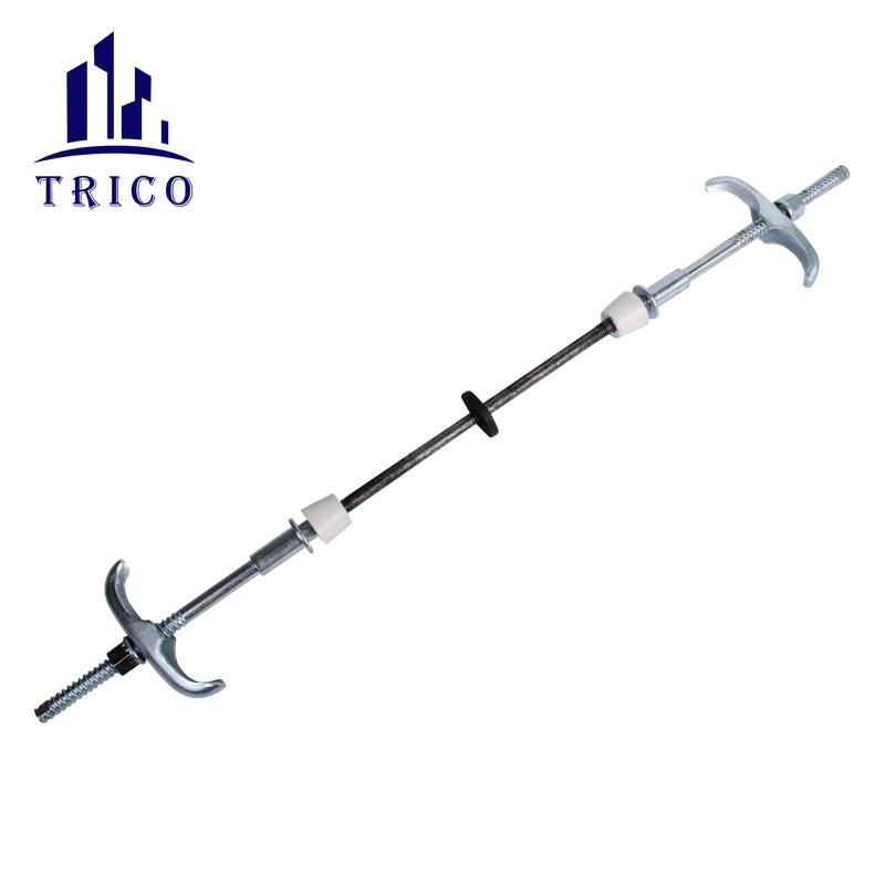 Build Concrete Formwork Screw Thread Water Stop Tie Rod Role in Building Waterproofing