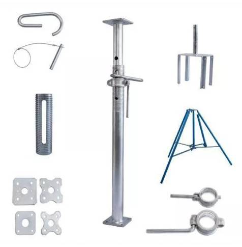 Hot Sale Formwork Steel Prop Screw Sleeve/ Prop Sleeve