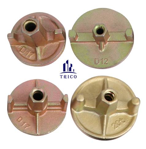 Formwork Tie Rod System/ Concrete Forming Accessories