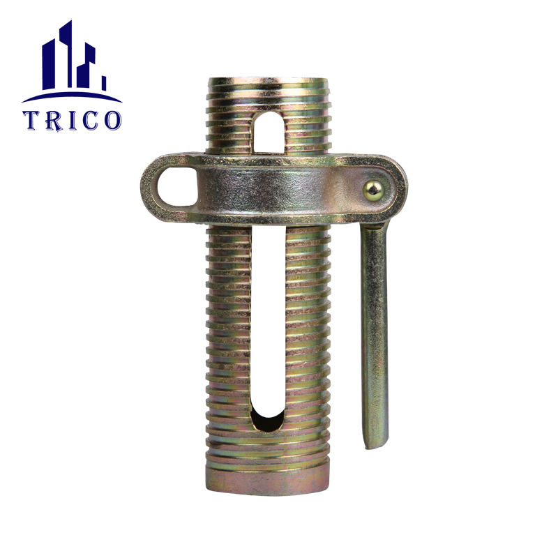 Building Material Steel Prop Pipe Support for Concrete Formwork