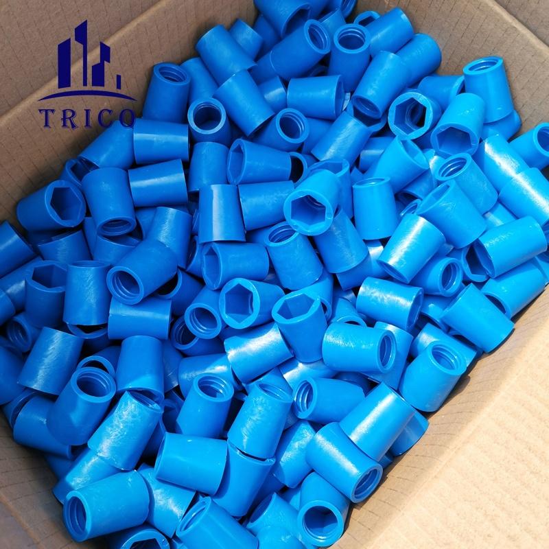 Concrete Formwork Plastic Cone Coil Ties