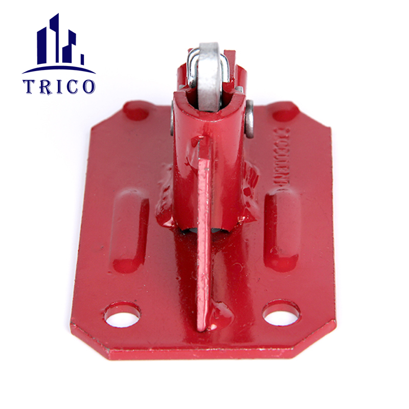 Steel Pressed Formwork Clamp Spring Clamp Wedge Clamp Rapid Clamp
