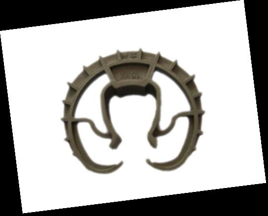 Concrete Plastic Fittings Plastic Wheel Spacer
