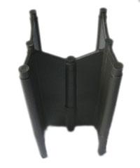 Plastic Rebar Chair Spacer