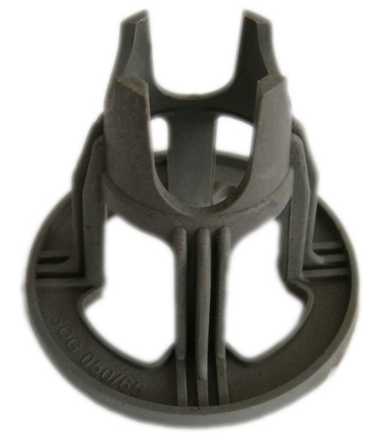 Recycled PE Black Color Plastic Spacer
