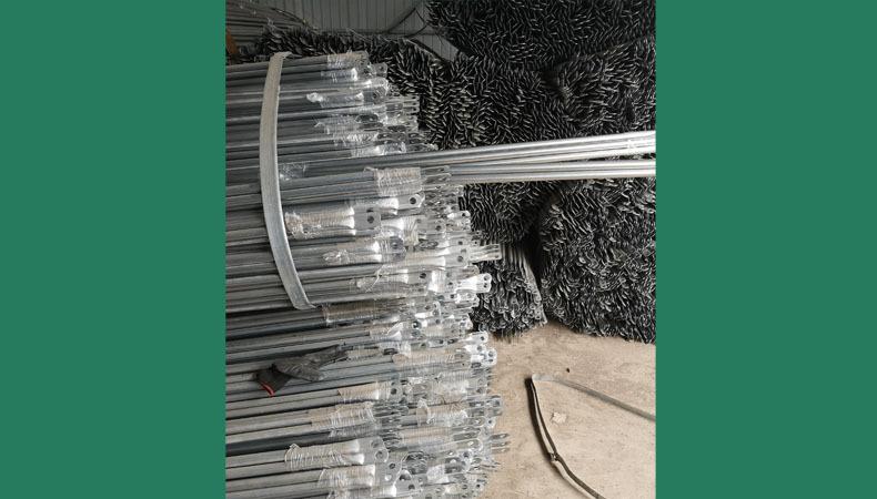 Construction Scaffolding Frames