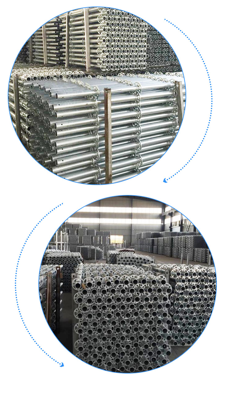 Steel Ringlock Scaffold System