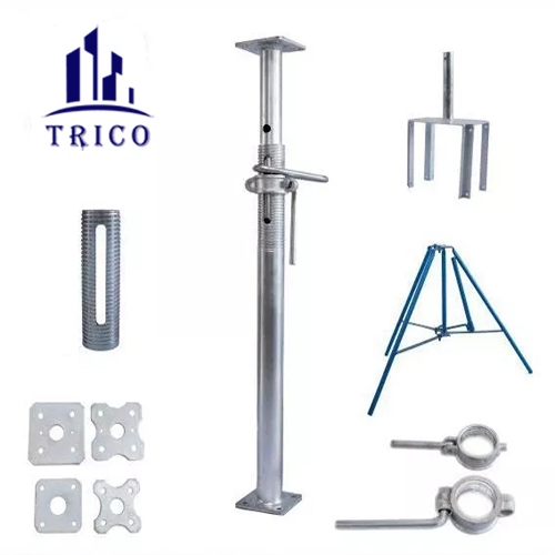 Scaffolding and Formwork Shoring Prop and Related Prop Accessories