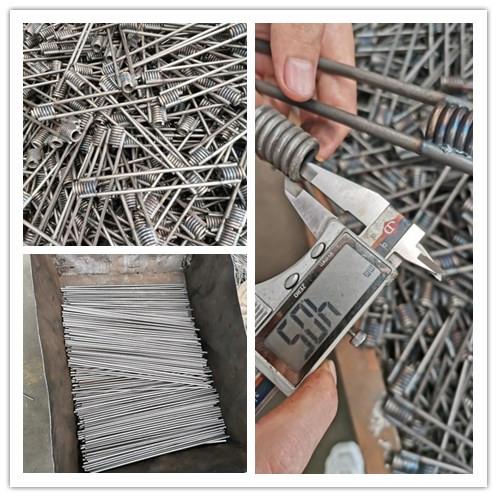 Formwork Coil Tie with Plastic Cone