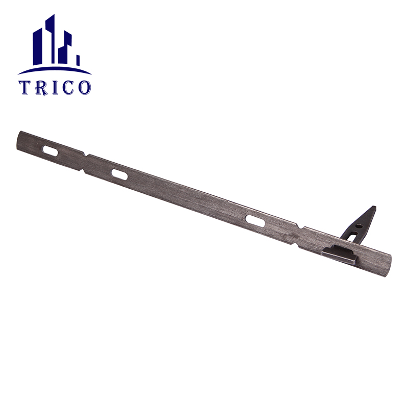 Steel Plywood Forming System Standard Wedge Bolt