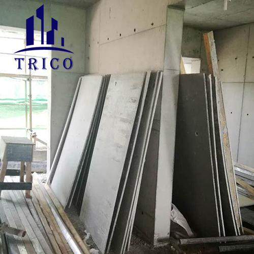 PVC/PP Hollow Plastic Formwork Board