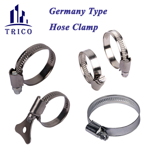 New Launching Stainless Steel and CarbonSteel Hose Clamp