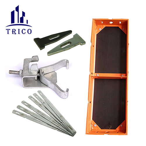 Hebei TRICO F Steel Profile/F Bar for Construction Formwork Panels