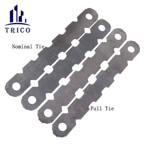 Different Flat Ties Supplies from Hebei TRICO