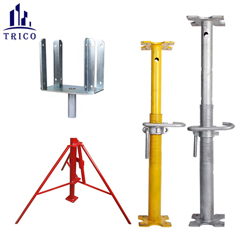 TRICO offers the high quality Props to meet your different demand for construction