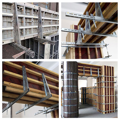 New Trend Construction Adjustable Column Formwork Clamp