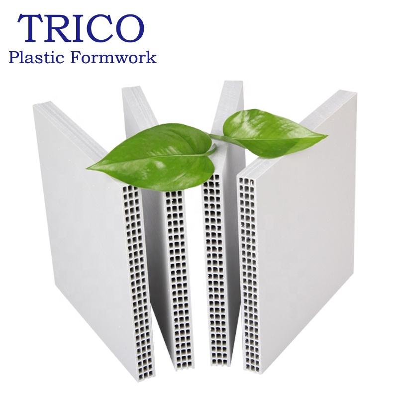 Hollow Plastic Formwork Board