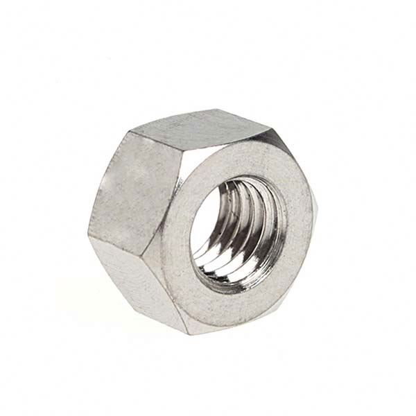 Cheap price M3 to M100 carbon steel din934 hex nut