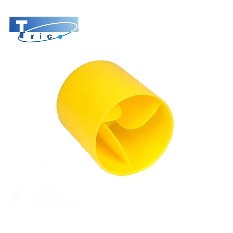 Plastic Safety Rebar End Cap For Steel Bar