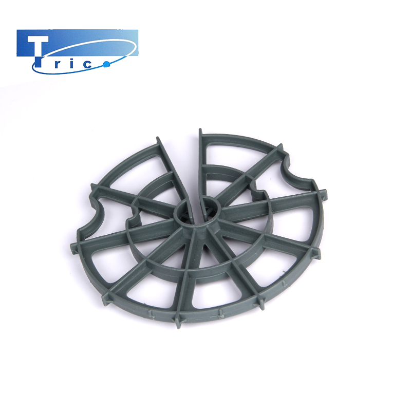 Concrete Plastic Fittings Plastic Wheel Spacer