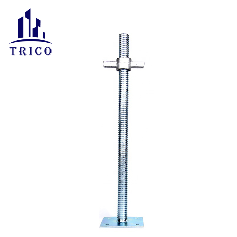 Scaffolding Adjustable Shoring Screw Base Jack