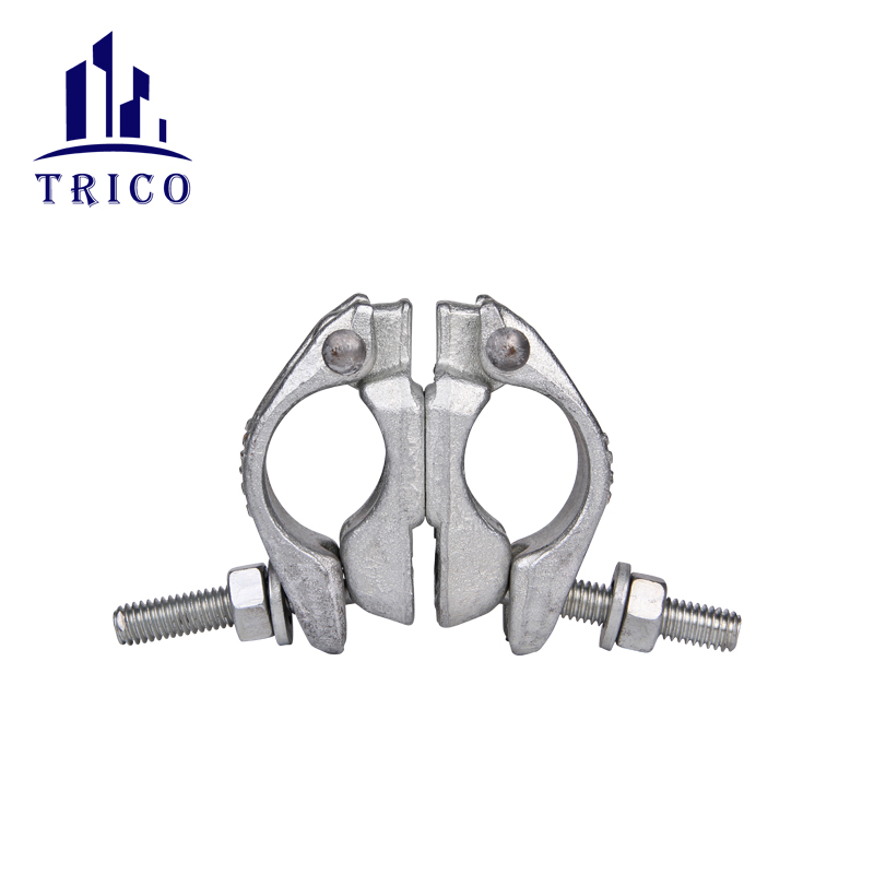 British type forged scaffolding swivel coupler