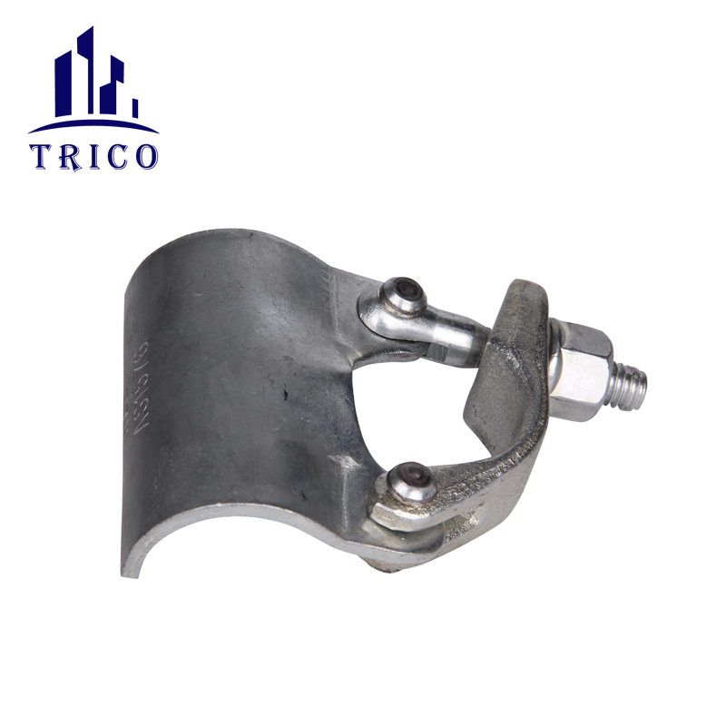 British drop forged scaffolding putlog clamp