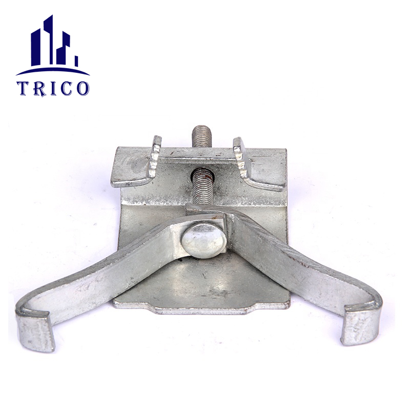 construction h20 Beam Flange Clamp