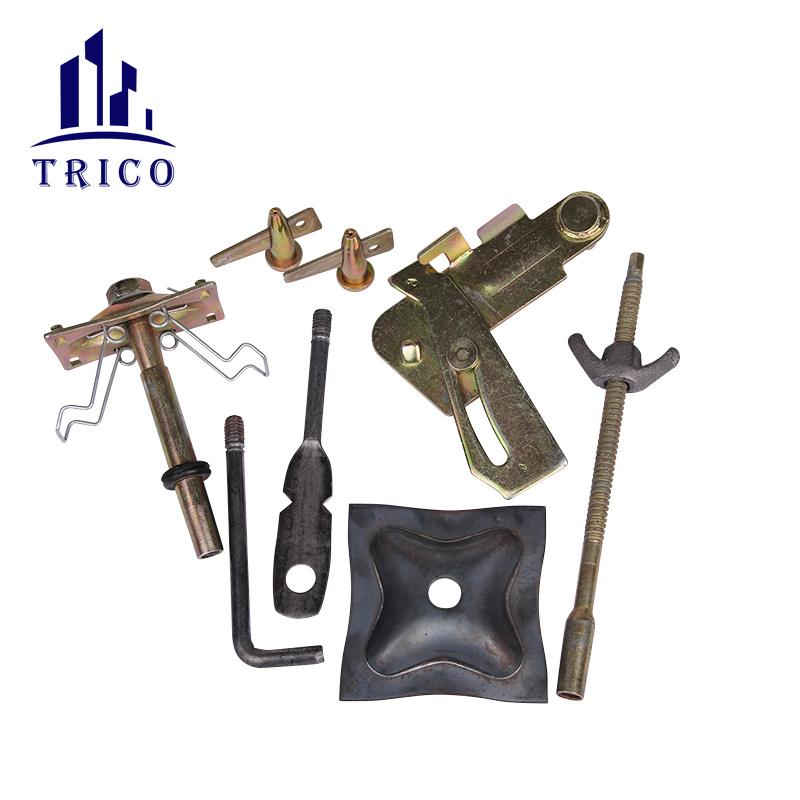 Construction accessories formwork clamp waler bracket