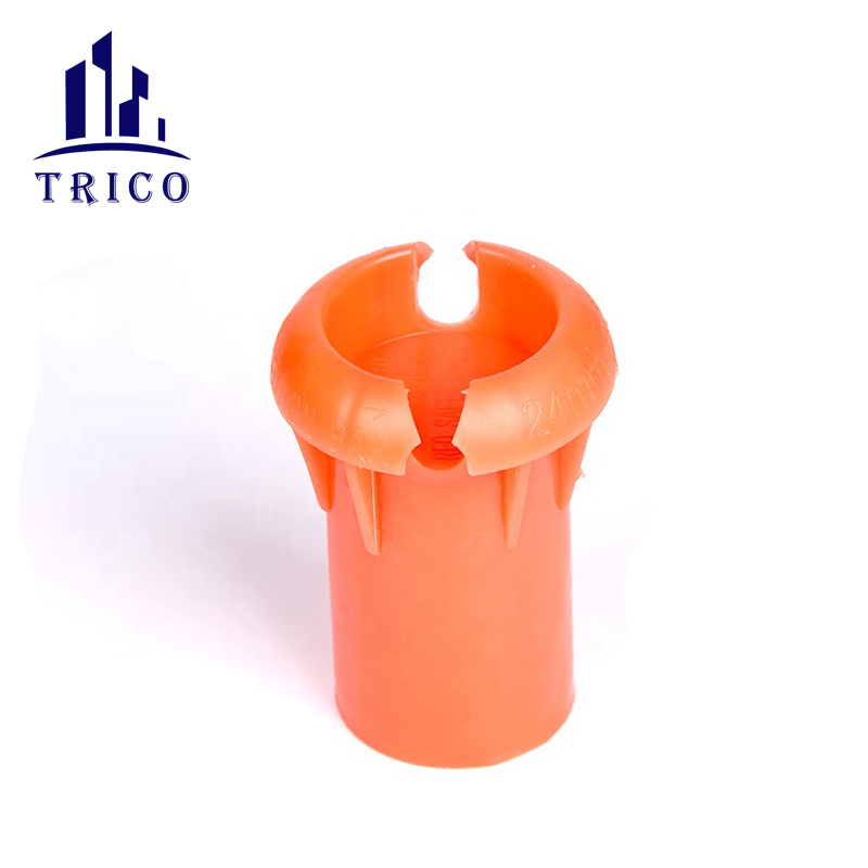 Plastic Rebar Cap for Construction