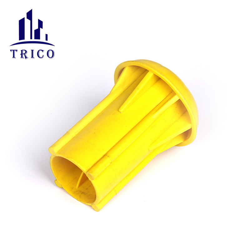 Construction Plastic Rebar Cap End