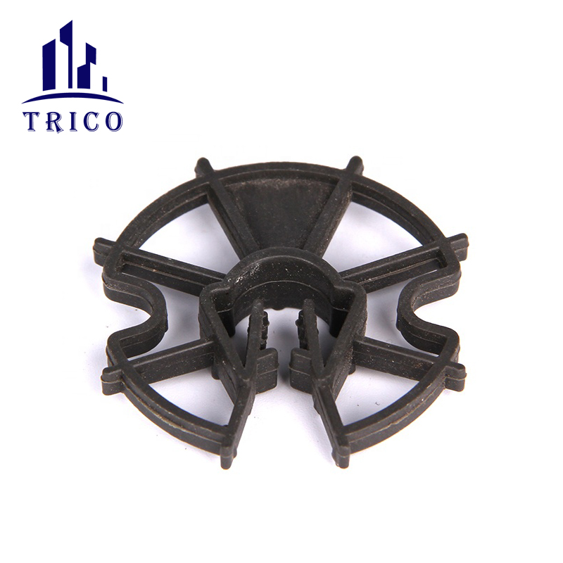 Plastic Fittings Plastic Wheel Spacer for Construction