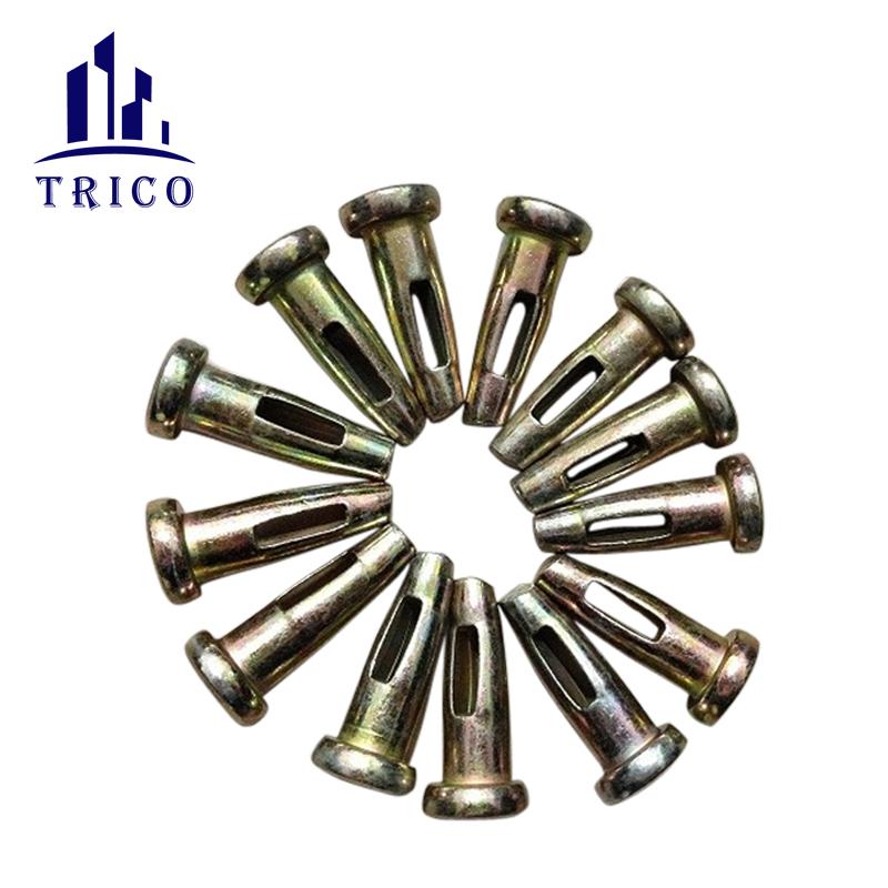 Aluminum Formwork standard wedge bolt