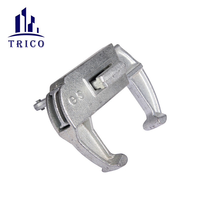 Galvanized Steel Panel Formwork Wall Clamp