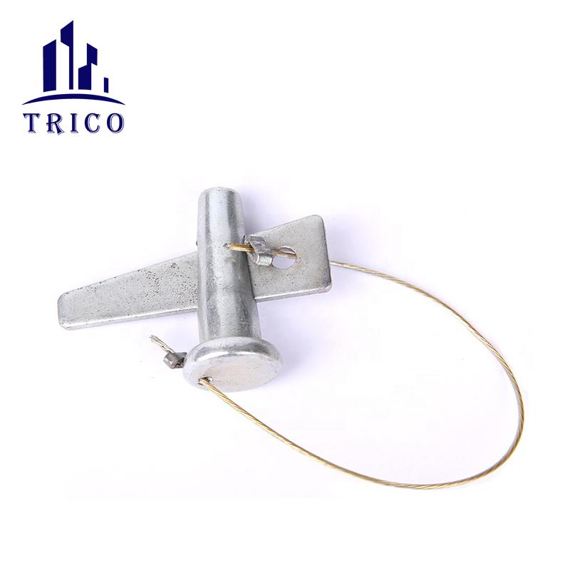 Aluminium Formwork Accessories Standard Pin with Wedge